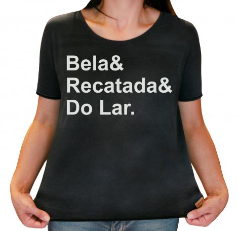 Camiseta Feminina Estonada - Primeira Dama