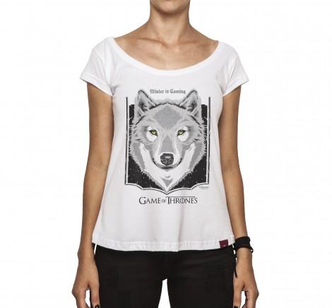 Camiseta Feminina - GOT