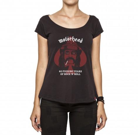 Camiseta Feminina - Motorhead
