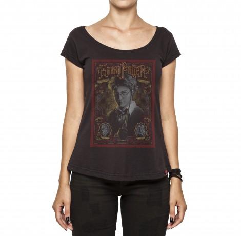 Camiseta Feminina - New Harry Potter