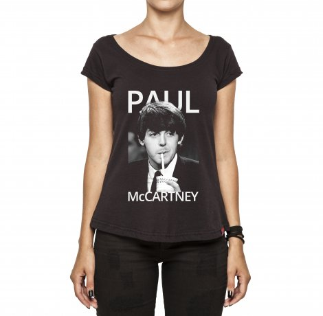 Camiseta Feminina - Paul