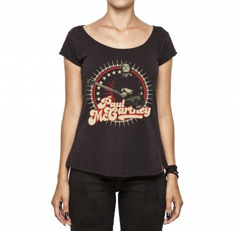 Camiseta Feminina - Paul McCartney