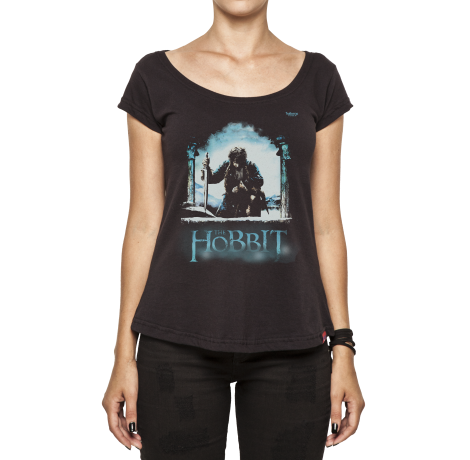 Camiseta Feminina - The Hobbit