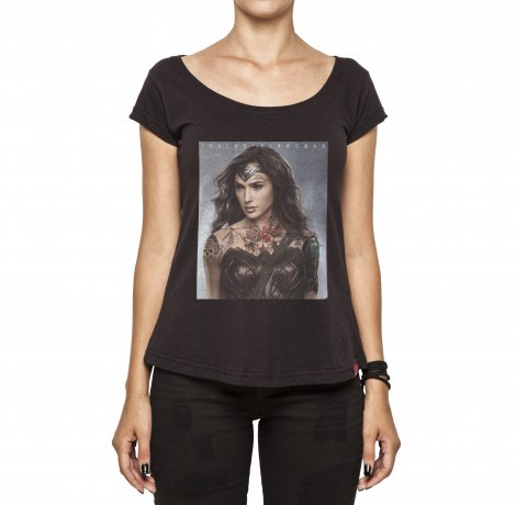 Camiseta Feminina - True Wonderwoman