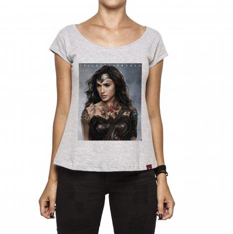 Camiseta Feminina - True Wonderwoman