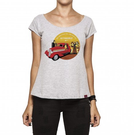Camiseta Feminina - ZZ TOP