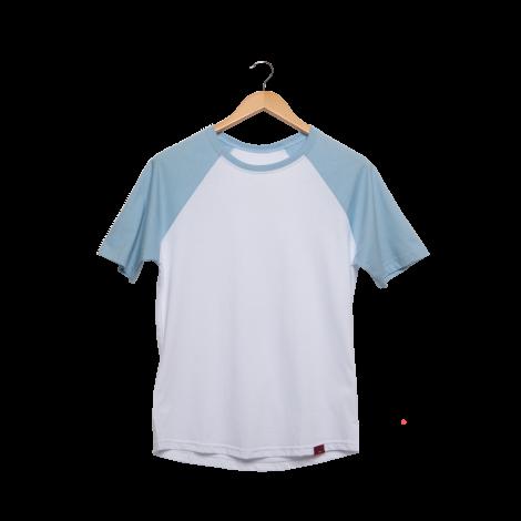 a72308d9db3 Camiseta Manga Raglan Unissex - Laboratório de Estampas
