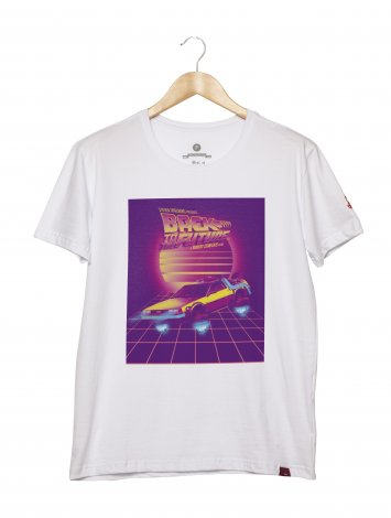 Camiseta Masculina - Back To The Future