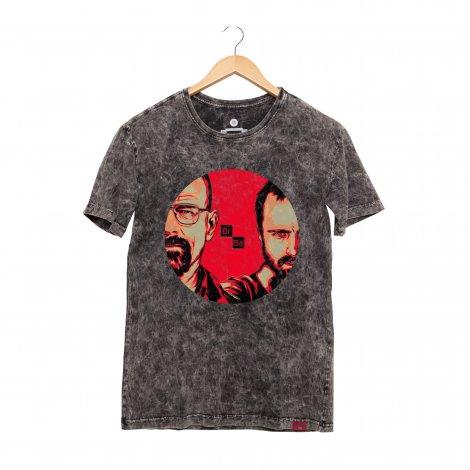 Camiseta Masculina Estonada SKY - Breaking Bad