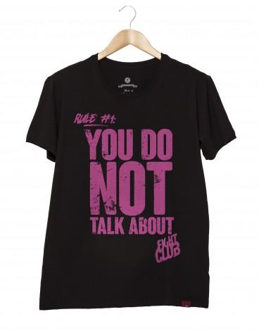 Camiseta Masculina - Fight Club Rule #1
