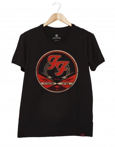 Camiseta Masculina - Foo Fighters