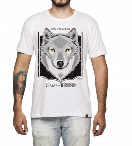 Camiseta Masculina - GOT - Game Of Thrones
