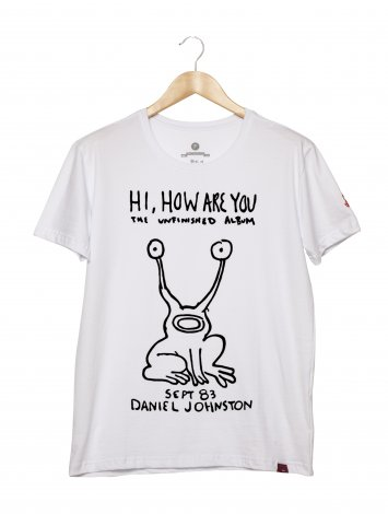 Camiseta Masculina - Hi, How Are You