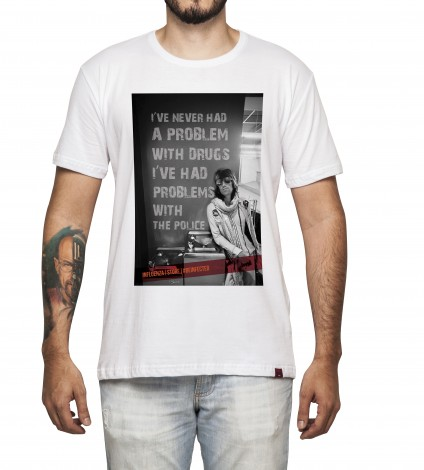 Camiseta Masculina - Keith Richards