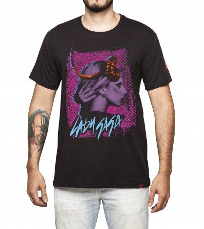 Camiseta Masculina - Lady Gaga