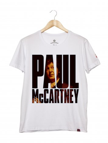 Camiseta Masculina - McCartney