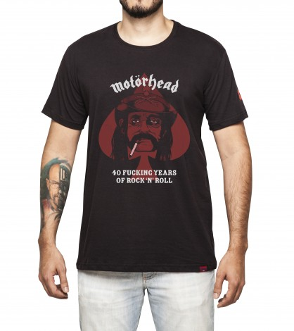 Camiseta Masculina - Motorhead