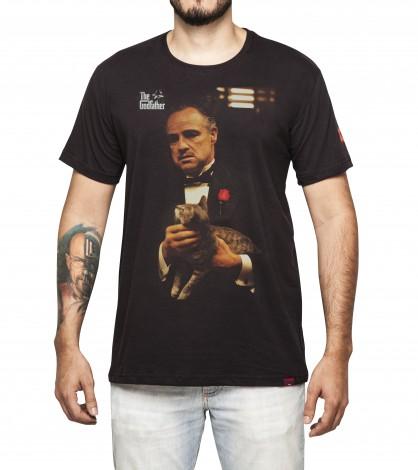 Camiseta Masculina - O Poderoso Chefão