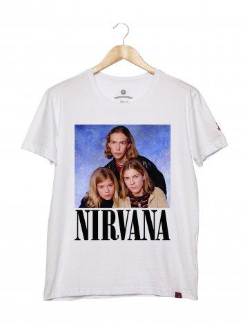 Camiseta Masculina - Real Nirvana