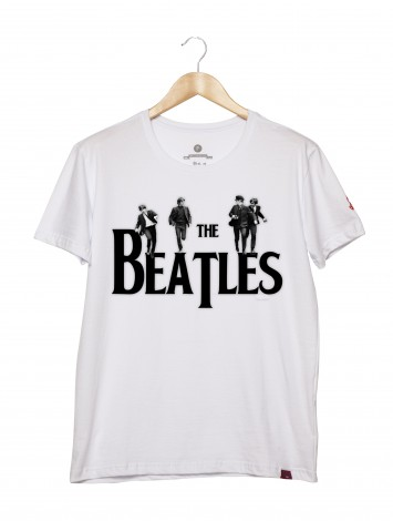 Camiseta Masculina - The Beatles - Run