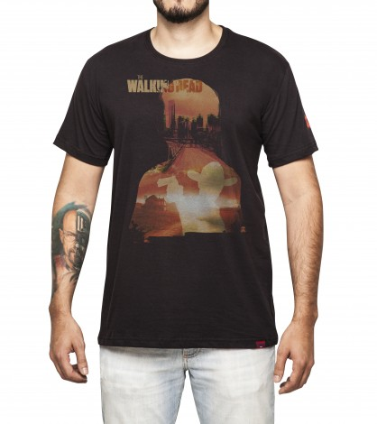 Camiseta Masculina - The Walking Dead