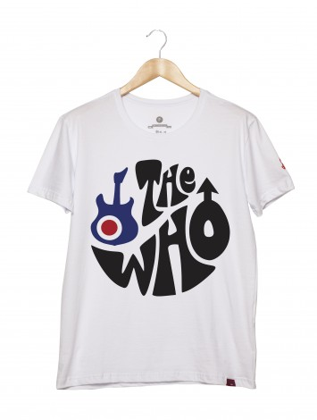 Camiseta Masculina - The Who