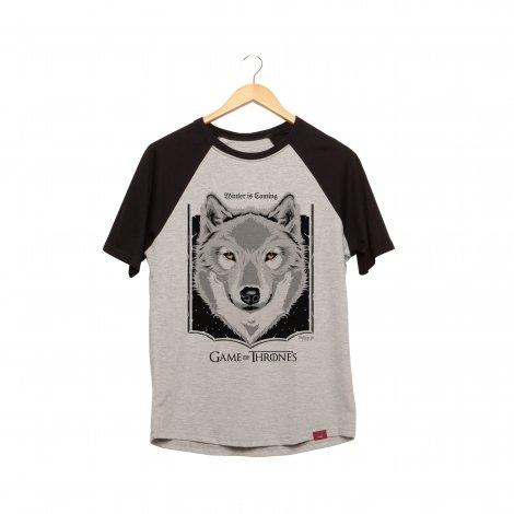 Camiseta Raglan - GOT