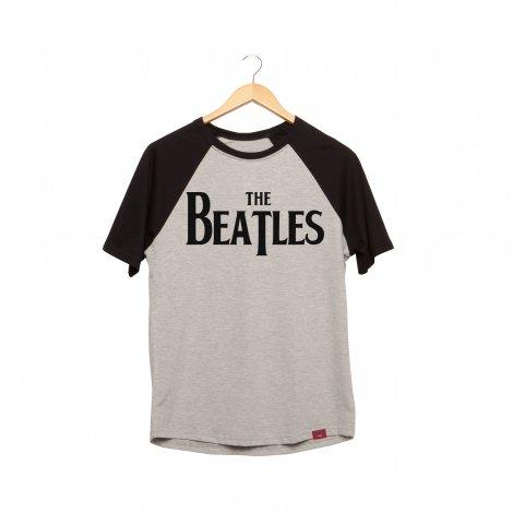 Camiseta Raglan - The Beatles