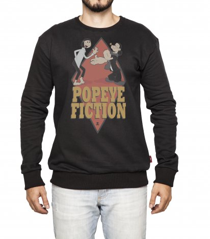 Moletom Unissex - Popeye Fiction