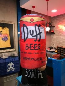 Almofada Duff Beer