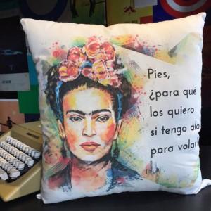 Almofada Frida Kahlo