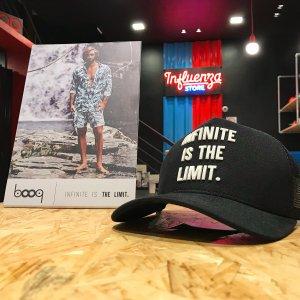 Boné Trucker - Infinite Is The Limit