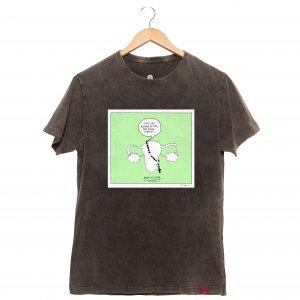 Camiseta Estonada Unissex - A Fantástica Aventura de Ser Mulher