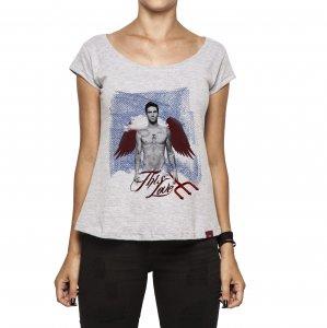 Camiseta Feminina - Adam Levine - This Love