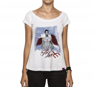 Camiseta Feminina - Adam Levine - This Love