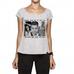 Camiseta Feminina - Channing Tatum
