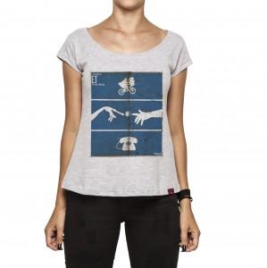 Camiseta Feminina - E.T