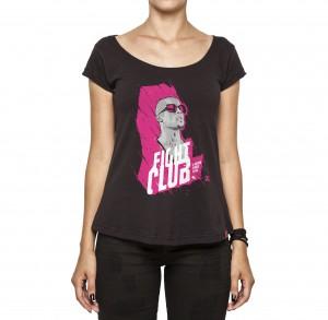 Camiseta Feminina - Fight Club