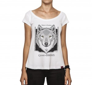 Camiseta Feminina - GOT