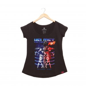 Camiseta Feminina - Helmet Party
