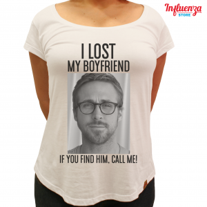 Camiseta Feminina - I Lost My Boy Friend
