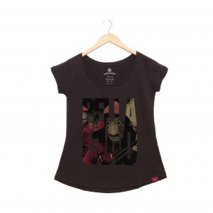 Camiseta Feminina - La Casa de Papel