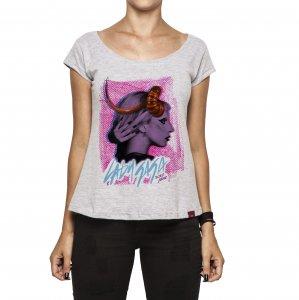 Camiseta Feminina - Lady Gaga