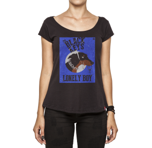 Camiseta Feminina - Lonely Boy - The Black Keys
