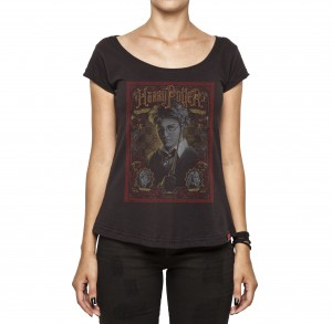 Camiseta Feminina - New Harry Potter