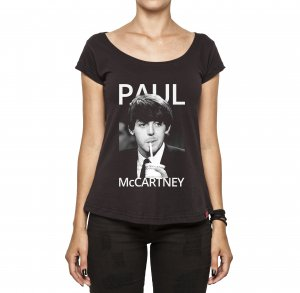 Camiseta Feminina - Paul