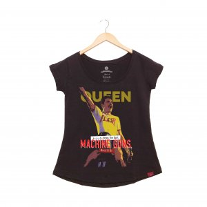 Camiseta Feminina - Queen - Another One Bites The Dust