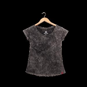 Camiseta Feminina Sky Marmorizada - Laboratório de Estampas