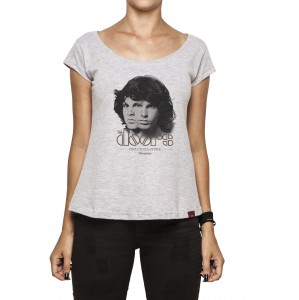 Camiseta Feminina - The Doors