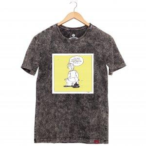 Camiseta Marmorizada Sky Unissex - A Fantástica Aventura de Ser Mulher